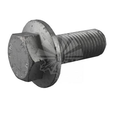 Болт фланцевый с шестигранной головкой M16 x 40 мм