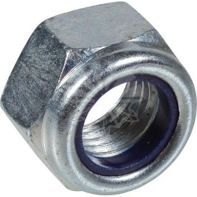 Гайка шестигранная самоконтрящаяся М12 мм