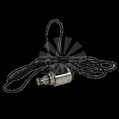 Электромагнитный клапан 2/2 одностороннего действия (SA) с катушкой и кабелем 12 В