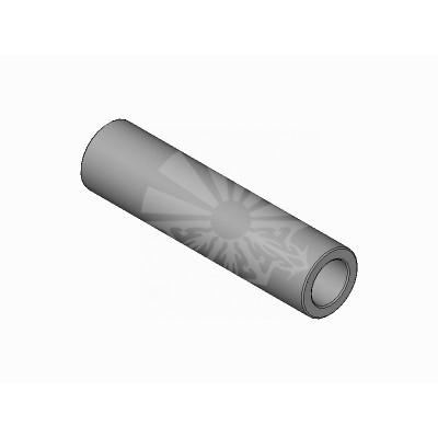Втулка Ø16,4 / Ø25 L = 100 мм