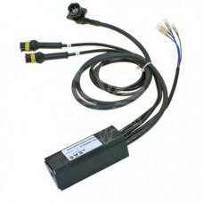Электронный датчик системы ножного управления гидроборта