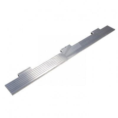 Планка алюминиевая ролл-стопа Ax 66,5 x 800 мм