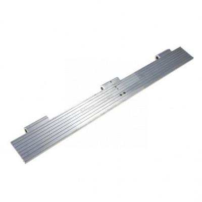 Планка алюминиевая ролл-стопа Rx 70 x 745 мм
