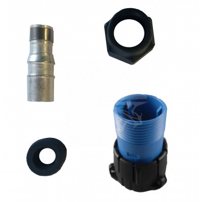 Штекер BS (-) комплект 25 мм2