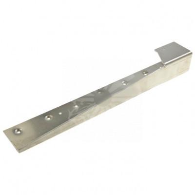 Накладка платформы угловая L = 407 мм RAP45 (правая сторона)