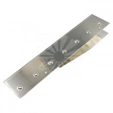 Боковой защитный профиль правый для кромки платформы RAP45-VLL