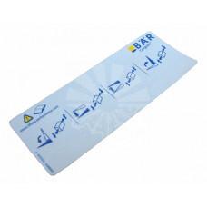 Наклейка для пульта управления EVO A2L/S2/S4
