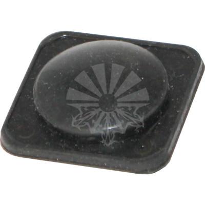 Резиновая защитная часть блока ножного управления черная DHOLLANDIA