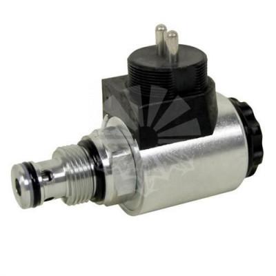 Электромагнитный клапан 2/2 одностороннего действия (SA) с катушкой
