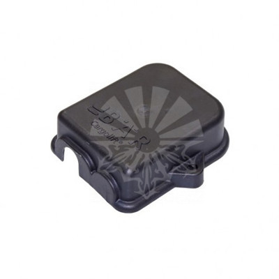 Пластиковая защитная крышка на балку гидроборта