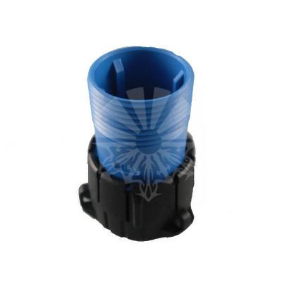 Корпус разъема APD 1-контактный синий