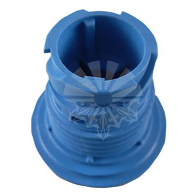 Разъем APD 1-полюсный синий