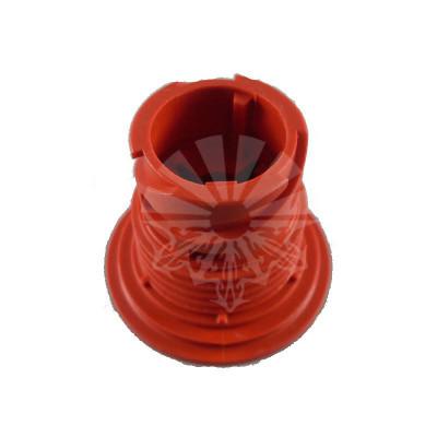Разъем APD 1-полюсный красный