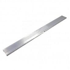 Планка алюминиевая ролл-стопа Ax 81 x 850 мм