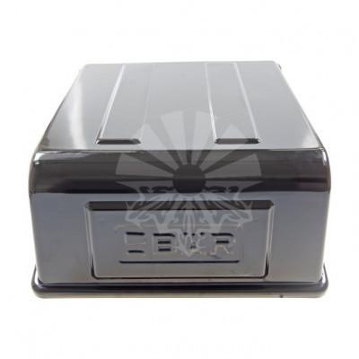 Защитная крышка на аккумуляторный ящик с логотипом