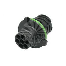 Корпус штекера 7-ми контактного APD водонепроницаемый