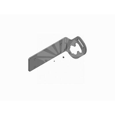Угол центровочный для порога / мостика (правый)