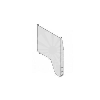 Монтажная пластина правая сторона S4-B3/4