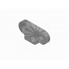 Пластина наружная для пружины сгиба платформы