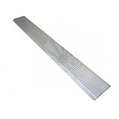 Планка алюминиевая ролл-стопа левая сторона AUTOMAT DHOLLANDIA