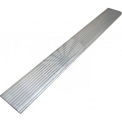 Планка алюминиевая ролл-стопа правая сторона AUTOMAT DHOLLANDIA