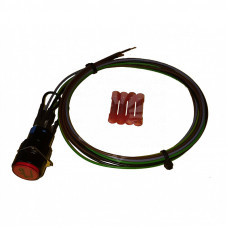Кнопка управления гидробортом в кабине